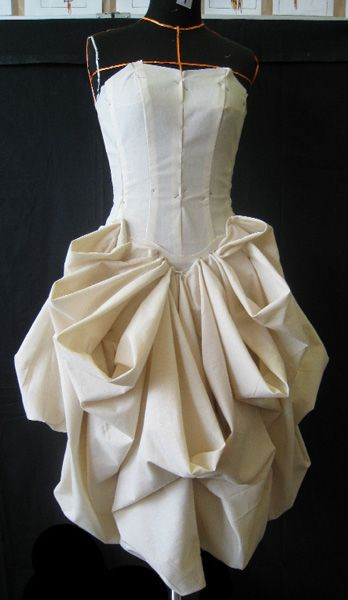 Design style dress form